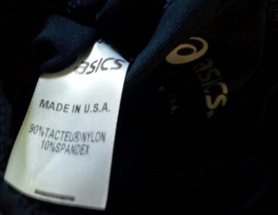 ae5b1916b944 Asics Dark Navy New Women s Sweatpants Small Activewear Bottoms Size ...