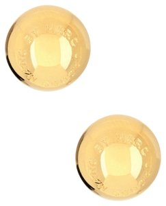 Marc by Marc Jacobs NWT. Logo Stud Earrings