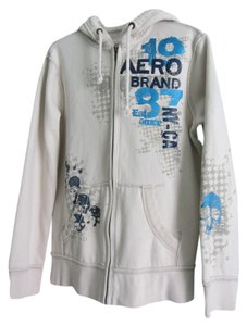 Aéropostale 100% Cotton Neutral Any Age Wears It Color Blend Is Fantastic Soft Warm Snuggly Zipper Hoodie Jacket
