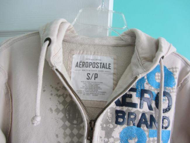 Aéropostale Cotton Neutral Any Age Wears It Color Blend Is Fantastic Soft Warm Snuggly Zipper Hoodie Jacket
