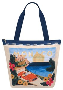 LeSportsac Lightweight Nylon School Tote in Print