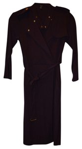 Ann Taylor Wrap Dark Dress