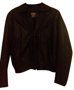 Versace Vintage Leather Jacket