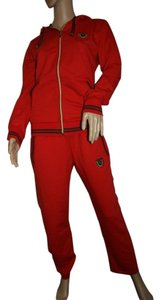 Gucci Gucci red woman activewear tracksuite