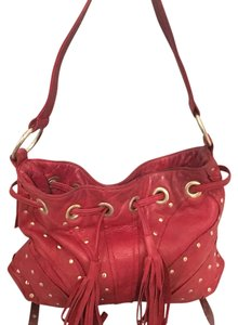 Other Bulga Butterly Studded Shoulder Bag