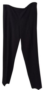 Vince Camuto Leg Straight Pants 060 Rich Black