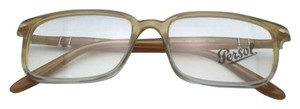 Persol New PERSOL Rx-able Eyeglasses 3013-V 926 53-17 140 Yellow Gradient Grey Frames