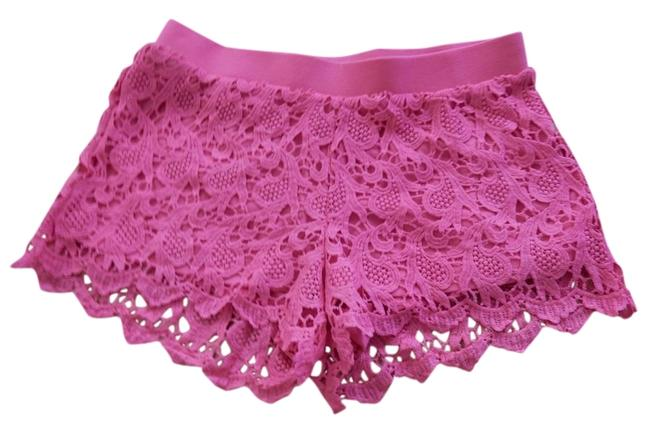 Item - Hot Pink Crochet Shorts Size 8 (M, 29, 30)