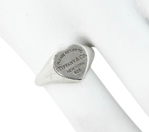 Tiffany & Co. * Tiffany & Co Heart Shape Ring