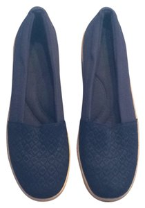 Grasshoppers Navy blue Wedges
