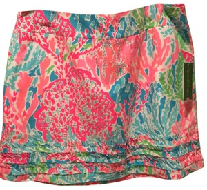 Lilly Pulitzer Skort Lets Cha Cha