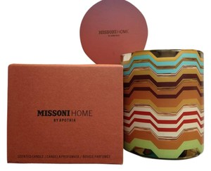 Missoni Home Collection Apothia Candle - MAREMMA $88 MSRP