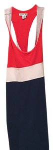 Lacoste short dress Red, white and blue on Tradesy