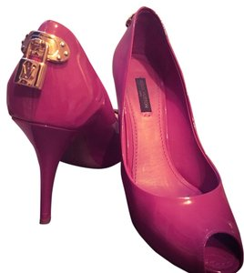 Louis Vuitton Pink (fuchsia) Pumps