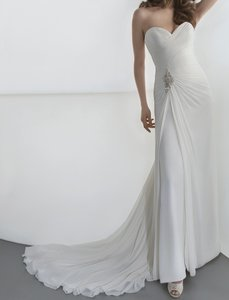 Demetrios Dr181 Wedding Dress
