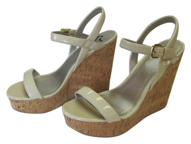 Item - Neutral M Very Good Condition Platforms Size US 10 Regular (M, B)