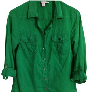 Dalia Top Kelly Green