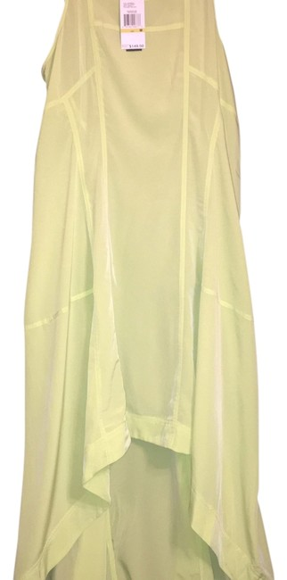Item - Lime Green High-low Casual Maxi Dress Size 8 (M)