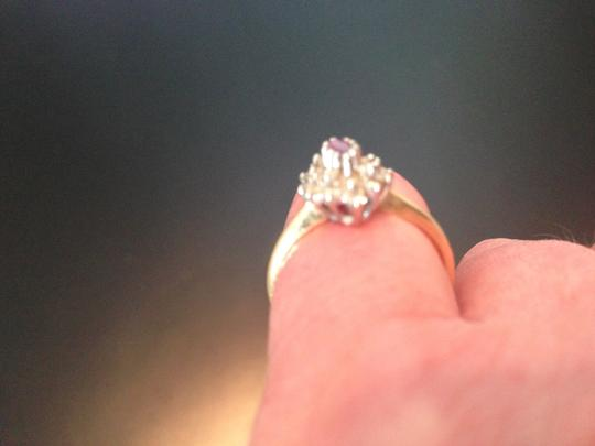 Other Vintage Ruby and Diamond Ring Image 2