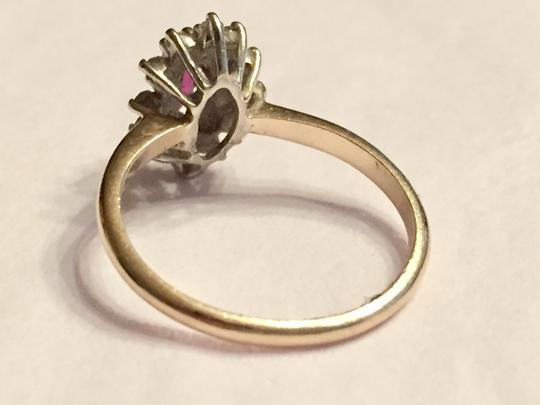 Other Vintage Ruby and Diamond Ring Image 5