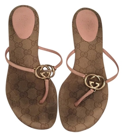 Gucci Pink Sandals on Sale, 72% Off | Sandals on Sale