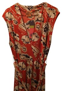 Orangey/red Maxi Dress by Tory Burch