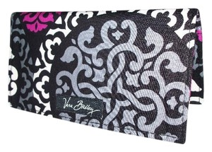 Vera Bradley Checkbook Cover Vera Bradley Canterberry Magenta Retired Hard to find New without tags