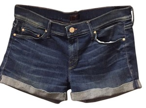 Mother Cuffed Shorts