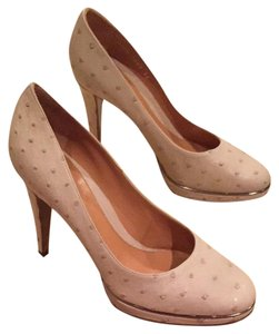 Sergio Rossi Cream Pumps
