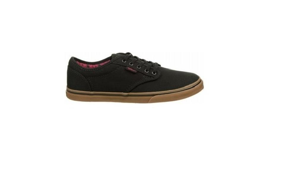 vans women's atwood low black