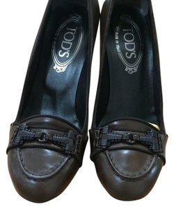 Tod's Dark brown Pumps