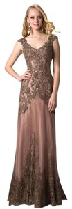 Feriani Couture Evening Prom Mother Of Brid Size 16 Dress