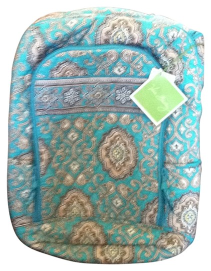 Preload https://item2.tradesy.com/images/vera-bradley-totally-turquoise-backpack-149431-0-0.jpg?width=440&height=440