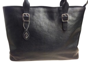 I Santi Tote in Black