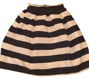 Other Skirt Black and white