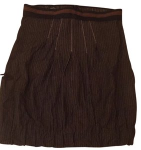 Cop. Copine Skirt Brown, grey