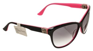 Chrome Hearts Chrome Hearts Black and Pink Skelly Girl Sunglasses NEW