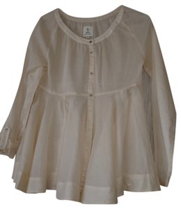 Minnetonka Top Beige Peatch