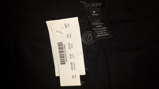 J.Crew New With Tags Winter New Skirt Black
