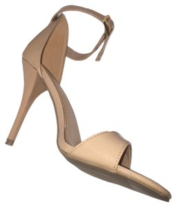 Mossimo Supply Co. High Heeled Blush Sandals