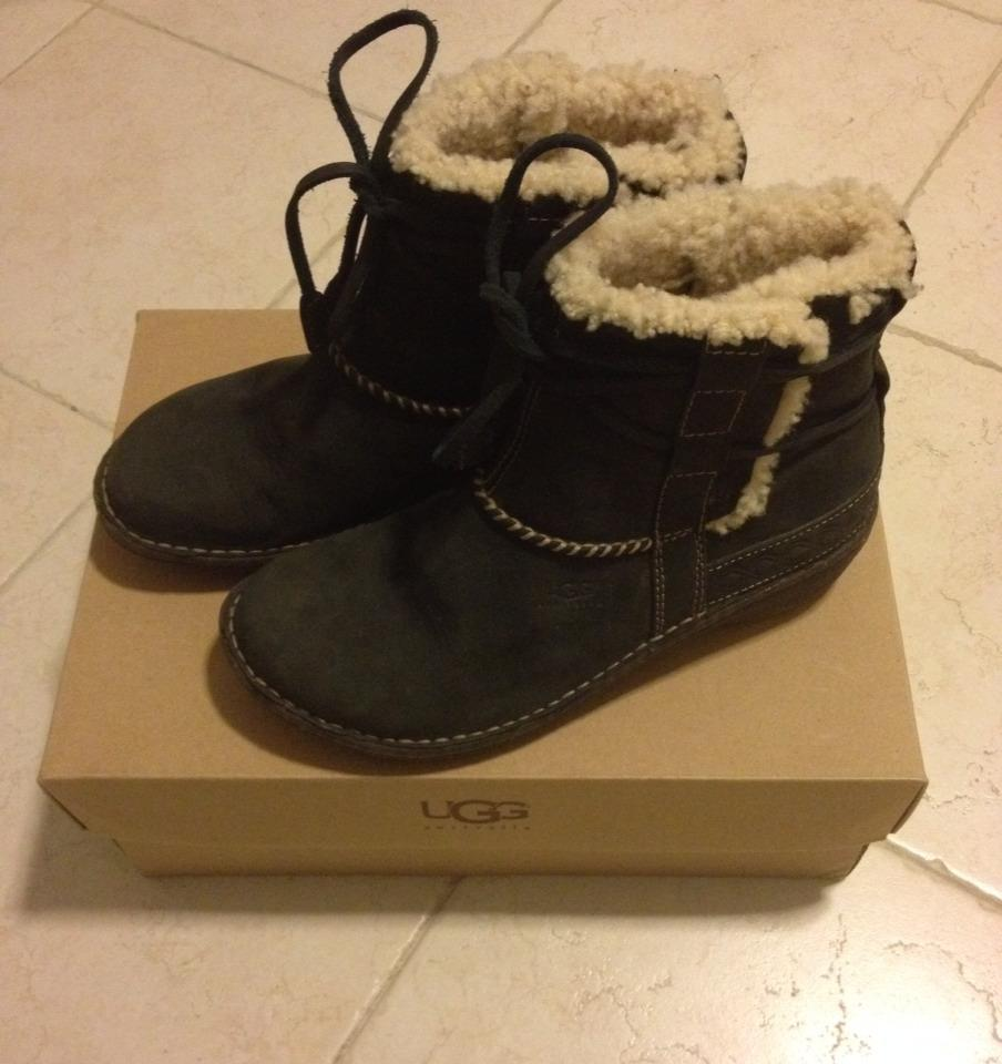 3e7ae5c5f4f Black Uggs Boots/Booties