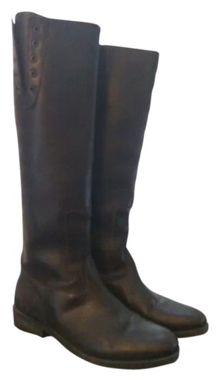 Golden Goose Deluxe Brand Black Boots Image 0