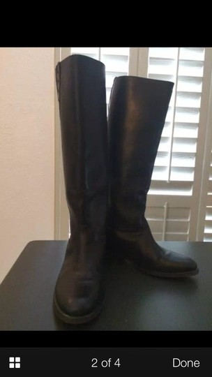Golden Goose Deluxe Brand Black Boots Image 1