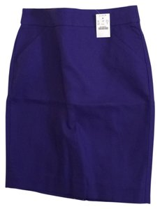 J.Crew Skirt Purple/blue