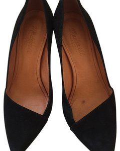 Madewell Black Pumps