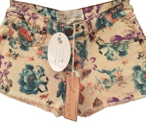 Vintage Havana Mini/Short Shorts Multi