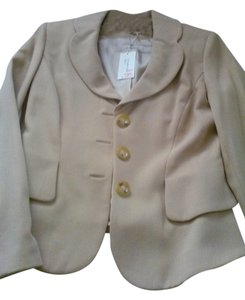 Charles Chang Lima tan Jacket