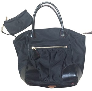 MZ Wallace Patent Leather Tote Shoulder Bag