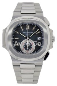 Patek Philippe Patek Philippe Nautilus Chronograph Stainless Steel Watch 5980/1A-001