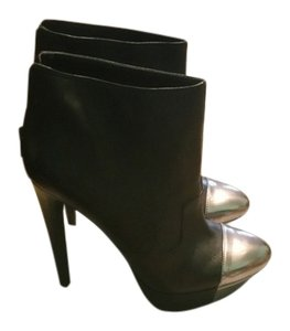 Jessica Simpson Black and silver Boots